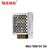 Mini Size Steady Single Output 5V 15W Ms-15-5 Power Supply