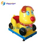 Coin Operated Park Playground Game Machine Swing Game for Children
