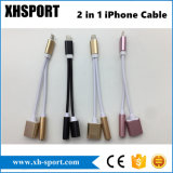 New Design Adapter Cable for iPhone7 Lightning to 3.5 mm Headphone Jack Aux Audio Cable Adapter