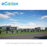 Large Size Cold Storage for Vegetables Fruits Processing, Fresh Keeping Storage, and Logistics Distribution Center