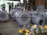 Welded Body Metal to Metal Trunnion Ball Valve