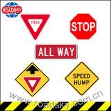 Octagon Traffic Flashing Solar LED Stop Sign