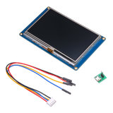 Nextion Nx4827t043 4.3 Inch HMI Intelligent Smart Usart Uart Serial Touch TFT LCD Module Display Panel for Raspberry Pi Arduino