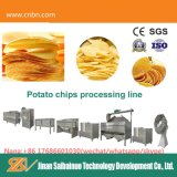 Ce Standard Semi-Automatic Fresh Potao Chips Production Line