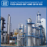 Small Food Grade CO2 Recovery Plant CO2 Generator