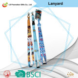 Custom Printed Polyester Lanyard/Nylon Lanyard/Woven Lanyard/Sublimation Lanyard /Neck Lanyard/Lanyard in Wholesale/Colorful Lanyard/Promotion Lanyard/