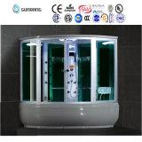Sliding Glass Customized Steam Shower Room with Bathtub (SR608)