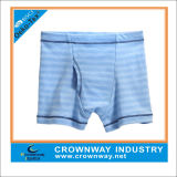 Promotional Yarn Dye Striped Cotton Kids Underwear for Wholesale
