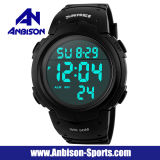 China Wholesale Popular Large Dial Digital LED Sports Watch
