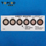Cobalt Free Hic Humidity Indicator Card