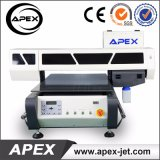High Quality Plastic/Wood/Glass/Acrylic/Metal/Ceramic/Leather UV Printer in Reasonable Price