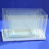 Square Aquarium Glass Fish Tank