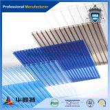 Ten Years Warranty Polycarbonate PC Twin Wall Hollow Sheet
