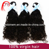Brazilian Natural Wave Black Hair Extension Human Hair Weft