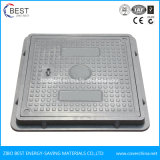 Zibo Best En124 Composite Resin Square Manhole Cover