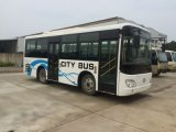 20 Seater Euro 4 Soft Seats Left Hand Drive 6 Gearbox Diesel City Bus