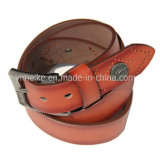 Low Price Factory Skinny Wholesale Casual Man PU Leather Belt