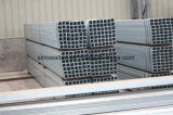 High Quality Low Carbon Rectangular Galvanized Steel Tube