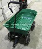Plastic Tray Garden Dump Cart