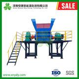 China Factory High Quality Double Shaft Metal Scrap Shredder Machine Scrap Car Shredder with Ce Certificate