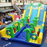 Hot Sale Used Commercial Game Inflatable Playground for Rent