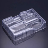 Chinese Factory Custom PVC Blister Tray Clear Plastic Product Packing