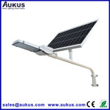 Aukus Reliable Lithium Battery Power Supplly All in One Solar Street Light System 15W 20W 30W