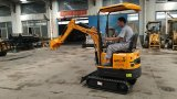 Cheap Chinese Small Crawler Excavator (HQ08) for Sale