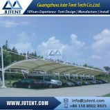 PVDF Carport Cover Roof Steel Membrane Structure Canopy Tent