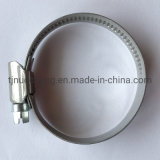 Worm Drive German Type Hose Clamp 12mm Band Stainless Steel W4/W5