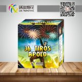1.2inch 36tiros Apolo Consumer Outdoor Adults Cake Fireworks