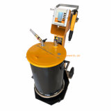 Manual Electrostatic Powder Coating Spray Equipment Suitable for All Metal Products,