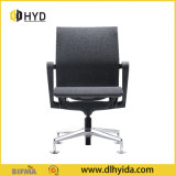 Ergonomic Modern Cheap Aluminum Base Computer Desk Chair Back Support Executive Rolling Swivel Office Chair
