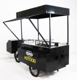 Pedal and Electric Hot Dog Bike Street Vending Coffee Bike with Cheaper Price