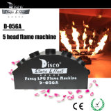 LPG 5 Head DMX Fire Flame Projector for Stage Effect Show