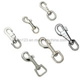 Metal Swivel Snap Hook for Leash Collar Bag