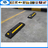 Hot Selling 550mm Rubber and Plastic Parking Wheel Stopper Wheel Stop