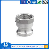 1107 Stainless Steel Quick Connect Coupling Quick Coupling Hose Connectors