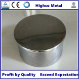 Handrail End Cap with Flat Top for Stainless Steel Handrail