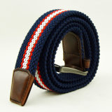 2br14 New Design Polyester Material Double Layer Belt for Women