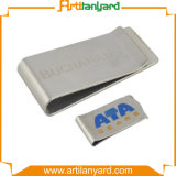 Hot Sale Metal Money Clip Printed Logo