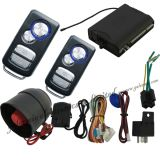 Car Alarms with Classical 4 Buttons Remote Controllers