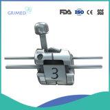 Grimed Dental Orthodontic Metal Mini Self Ligating Bracket 0.18/0.22 Roth/Mbt