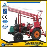 Portable Borehole Rock Drill Mobile Tractor Mounted Drilling Machine Price