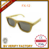 100% Handmadoriginal Bamboo & Skateboard Wooden Sunglasses