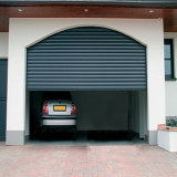 Electric Rolling Garage Door with Remote Control