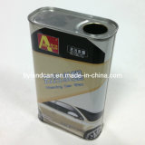 520g Car Wax Tin Can