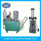 Plastic Extrusion Screen Pack Changer for Plastic Sheet Extruder