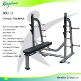 Olympic Flat Bench/Fitness Gym Strength Bodybuilding Commercial Olympic Weight Bench