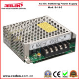 15W AC-DC Single Output Switching Power Supply Ce RoHS Certification